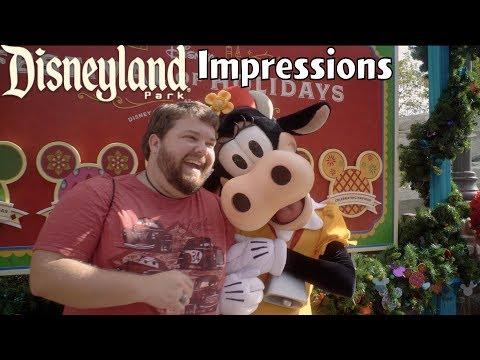 Clarabelle Flirted with Me?! - Disneyland Impressions