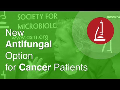 New Antifungal Option for Cancer Patients - ICAAC 2014