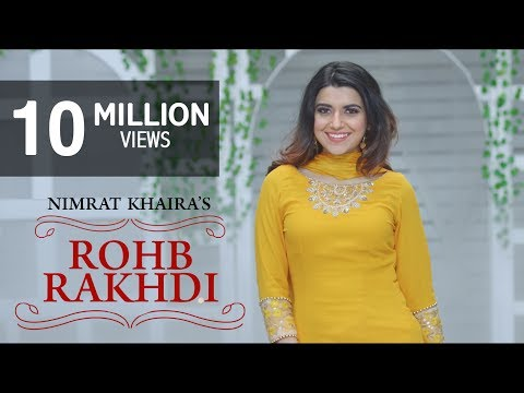Rohab Rakhdi Songs mp3 download and Lyrics