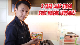 Video 5 CARA MEMASAK INDOMIE GORENG MP3, 3GP, MP4, WEBM, AVI, FLV Juni 2019