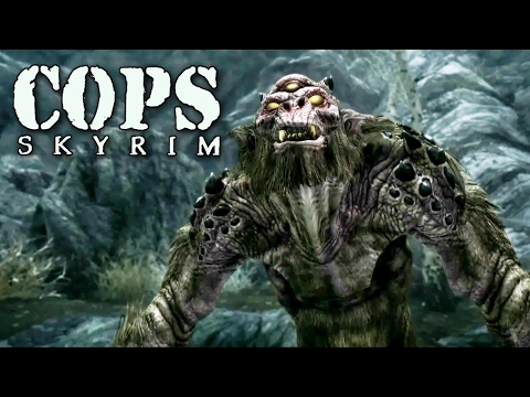 COPS: Skyrim - Interrogation, Trolls, and Ghosts of the Past - Season 6 Ep. 5