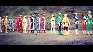 Video all power rangers team up morphs (dublado em português-brasil) MP3, 3GP, MP4, WEBM, AVI, FLV Juli 2018