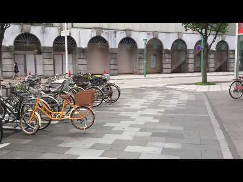 Ruas de Yokkaichi Japão 日本四日市の街 Streets of Yokkaichi Japan I Japão a terra do sol nascente