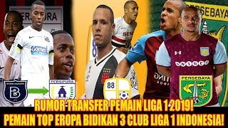 Download Video WOW! Persipura Siap Datangkan Robinho | Barito Putera Incar Pemain Top Eropa Luis Fabiano? MP3 3GP MP4