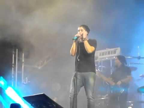 Zé Felipe em show em Goianápolis