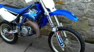 9. Yamaha YZ 85 2004