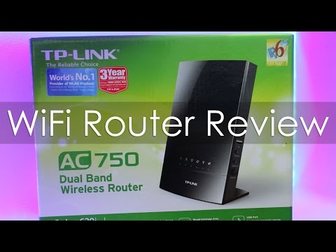 TP-Link Archer C20i Budget Dual Band WiFi AC Router Review