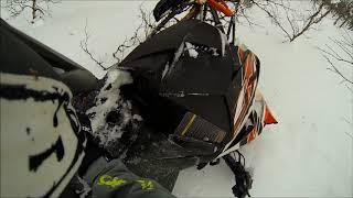 8. Laisvall 17 18 mars - Arctic cat xf 8000 141