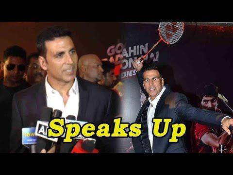 Akshay Kumar Speaks Up On Being Brand Ambassador F