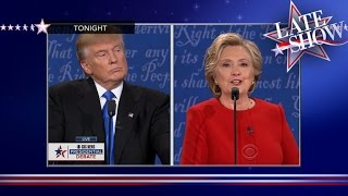 The First Presidential Debate Lives Up To the Hype