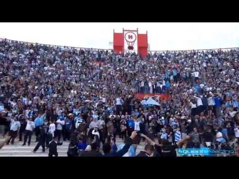 Video - Racing en Huracan - La Guardia Imperial vs Argentinos Copa Arg 14 - La Guardia Imperial - Racing Club - Argentina