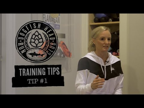 Dogfish Head Run Club Training Tips with Shalane Flanagan - Tip #1