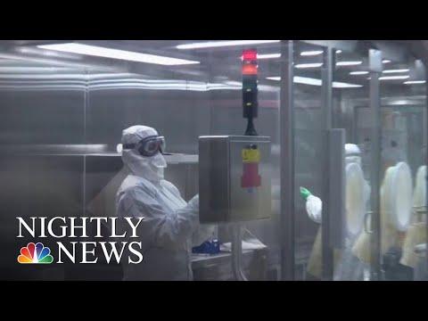 Inside The Lab That Creates The Flu Shot | NBC Nightly News