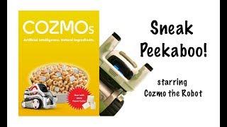 Video Cozmo stars in Sneak Peekaboo! MP3, 3GP, MP4, WEBM, AVI, FLV September 2018