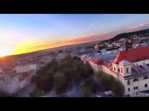 L'viv Drone Video
