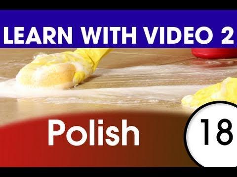 Hausarbeit - Polnische Vokabeln
