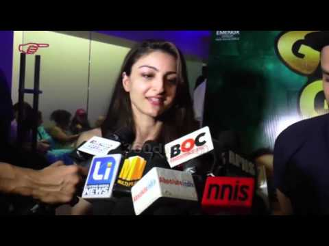 Video Soha Ali Khan's Reaction On Watching SEX Comedy Film GUDDU KI GUN : Have Faith On Kunal download in MP3, 3GP, MP4, WEBM, AVI, FLV January 2017