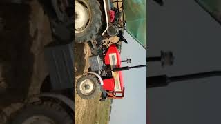 sawraj tractor bina draver stant