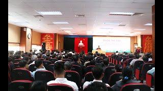 Đại biểu Quốc hội tiếp xúc cử tri Thành phố Uông Bí