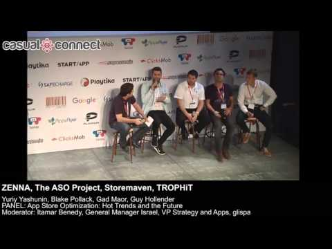 App Store Optimization: Hot Trends and the Future | PANEL