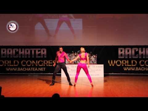 Ronald & Alba 2015-02-22 - IV BACHATEA WORLD CONGRESS