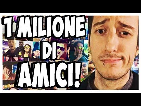 ilvostrocarodexter raggiunge 1 milione di iscritti!!