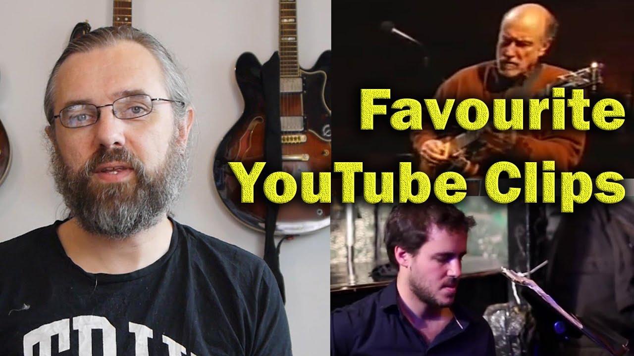 My Favourite YouTube Jazz Guitar Videos! – John Scofield, Jonathan Kreisberg & Gilad Hekselman