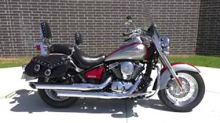 6. 011792   2007 Kawasaki Vulcan 900 Classic LT   VN900D - Used motorcycles for sale