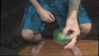 Fidget Spinning Grandmaster