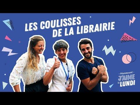 Les secrets du métier de libraire : les coulisses de la librairie Mollat à Bordeaux