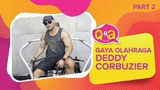 Video #Q&A Deddy Corbuzier - Olahraga & Diet Untuk Kesehatan MP3, 3GP, MP4, WEBM, AVI, FLV Februari 2019