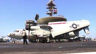 Video USS GEORGE H.W. BUSH CVN 77 Flight Deck Operations MP3, 3GP, MP4, WEBM, AVI, FLV Agustus 2019