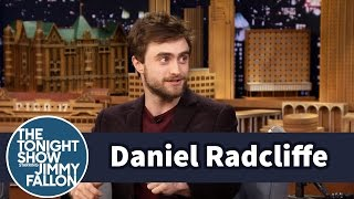Daniel Radcliffe Wants to Film a Buddy Cop Movie with Dwayne Johnson