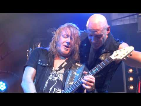 Video Gamma Ray - One With the World (feat. Ralf Scheepers) - Live in Munich, Backstage, 03.11.2015 download in MP3, 3GP, MP4, WEBM, AVI, FLV January 2017