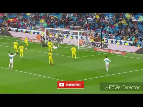Real Madrid vs Villarreal 0-1 All goals and Highlights 13-01-2018 HD