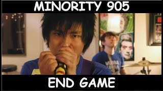 Taylor Swift - End Game ft. Future, Ed Sheeran - Rock/Pop Punk Cover by Minority 905