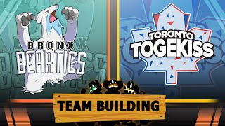 Bronx Beartics - Team Building for the Toronto Togekiss [UCL S2W6] @UCLOfficial by PokeaimMD