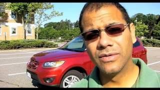 2011 Hyundai Santa Fe Test Drive&Car Review