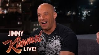Nonton Vin Diesel Says Furious 7 Destroyed A LOT of Cars Film Subtitle Indonesia Streaming Movie Download
