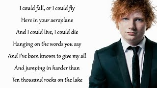 Video Dive - Ed Sheeran (Lyrics) MP3, 3GP, MP4, WEBM, AVI, FLV Maret 2018