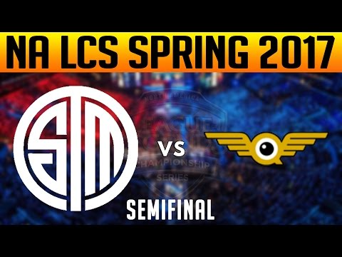 TSM vs FLY Game 3 - 2017 NA LCS SPRING SEMIFINAL - Team SoloMid vs FLYQuest