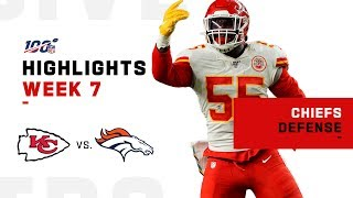 Chiefs EAT w/ 9 Sacks on Broncos | NFL 2019 Highlights by NFL