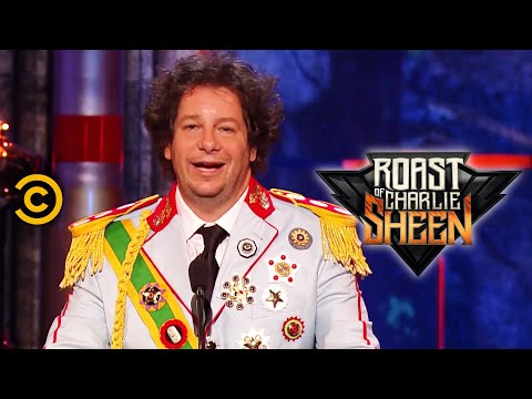 Roast of Charlie Sheen:Jeffrey Ross - Family Obligation (Comedy Central)