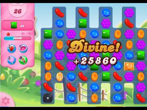 Candy Crush Saga   Level 456 No Boosters