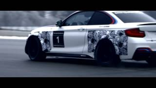 New kid on the block: the BMW M235i Racing - BMW Motorsport