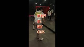 Hoan – READY OR NOT class 2020