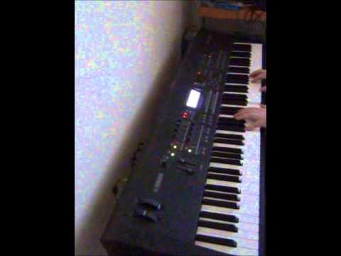 Yamaha Mox Strings Bank Demo - 061 - Octave Strings
