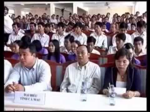 Ông:Quãng Trọng Ninh- Thường vụ tỉnh Uỷ phát biểu tại hội nghị