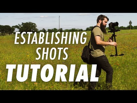 ESTABLISHING SHOTS: Why they are important and how to film them!