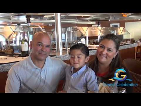 Carmina, Husband, and Ricardo Grand Celebration Testimonials